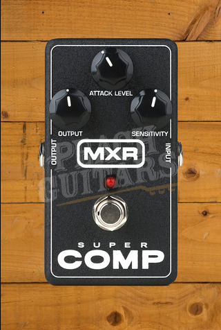 Jim Dunlop MXR Super Comp Compressor