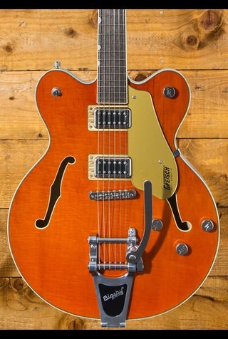 Gretsch G5622T Electromatic Center Block Double-Cut Orange Stain