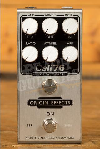 Origin Effects Cali76-CB Compact Bass