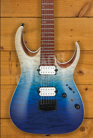 Ibanez RGA42HPQM-BIG Blue Iceberg Graduation