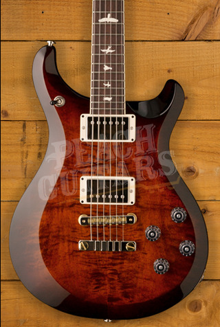 PRS S2 McCarty 594 - Fire Red Burst