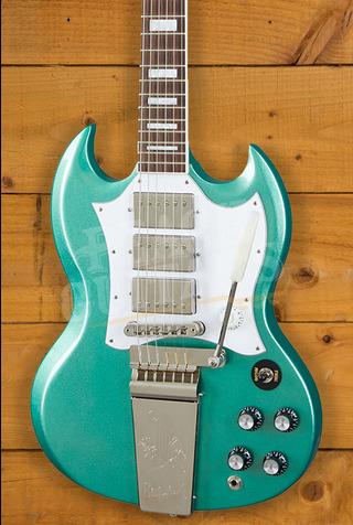 Gibson Kirk Douglas Signature SG Inverness Green
