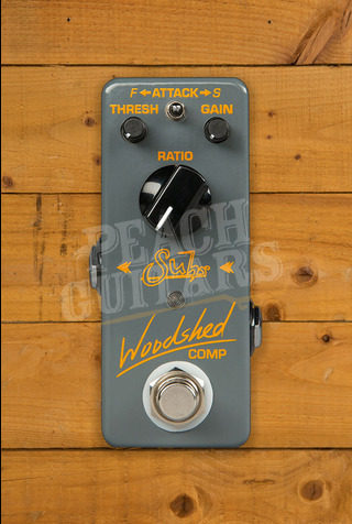 """Suhr Andy Wood """"Woodshed"""" Comp"""