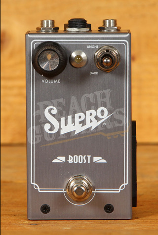 Supro Boost Pedal