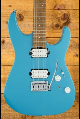 Charvel Pro-Mod DK24 HH 2PT CM Caramelized Maple Matte Blue Frost