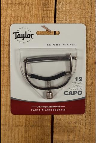Taylor Capo 12 String Bright Nickel