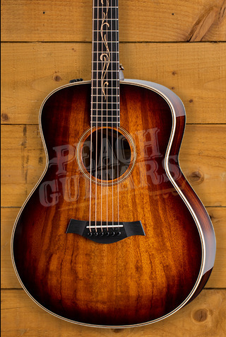 Taylor GT K21e Grand Theater Koa