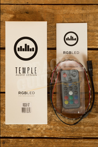 Temple Audio LED Strip with Remote for DUO-17