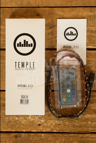 Temple Audio LED Strip with Remote for DUO-24