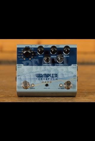 Wampler Terraform Modulation FX Pedal