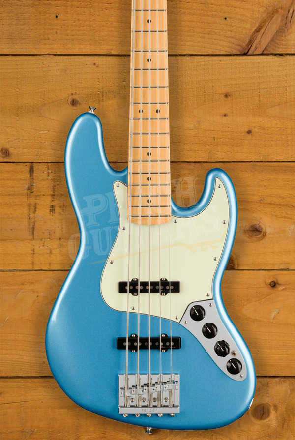 Fender Player Plus Jazz Bass V Maple Opal Spark
