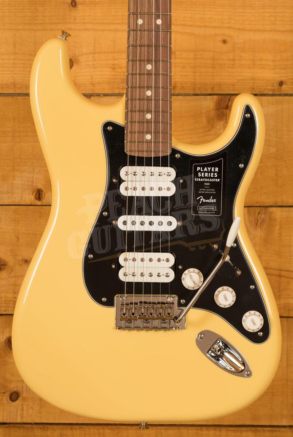 Fender Player Series Strat HSH Pau Ferro Buttercream