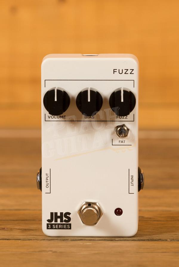 JHS PEDALS 3 Series Fuzz