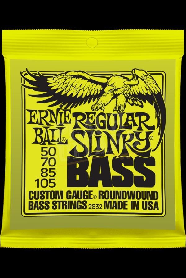 Ernie Ball Regular Slinky Bass Set 50-105