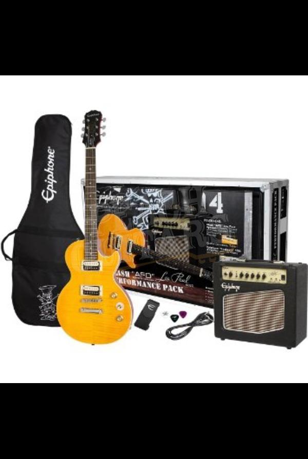 Epiphone Slash AFD Les Paul Electric Guitar Pack