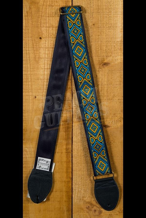 Souldier Sage and Cinnamon Blue/Black