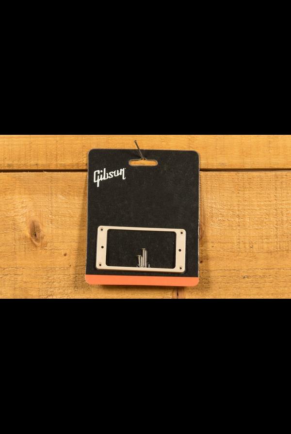 """Gibson Pickup Mounting ring (1/8"""", Neck) (Creme)"""