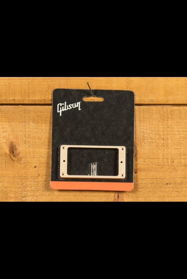 """Gibson Pickup Mounting ring (3/8"""", Bridge) (Creme)"""