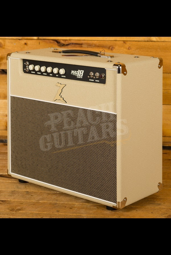 DR Z Maz 18 NR 1X12 Lite Combo Blonde with Tan Grill MKII