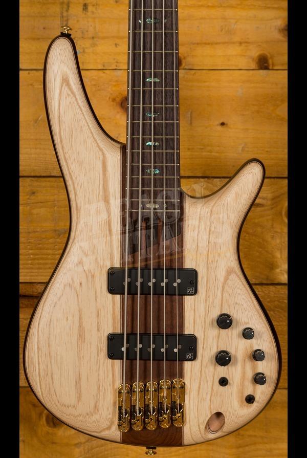Ibanez SR1305-NTF 5 String Bass Natural Flat
