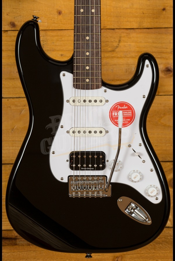 Squier Vintage Modified Stratocaster HSS RW Black
