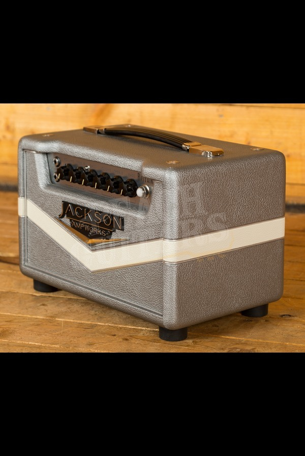 Jackson Ampworks Britain 4.0 Silver Used