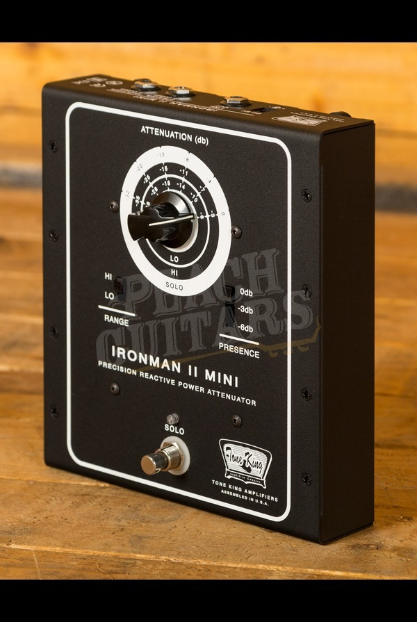 Tone King Ironman II Mini - Attenuator
