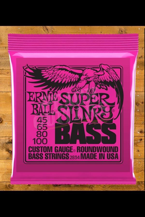 Ernie Ball Super Slinky Bass Set 45-100