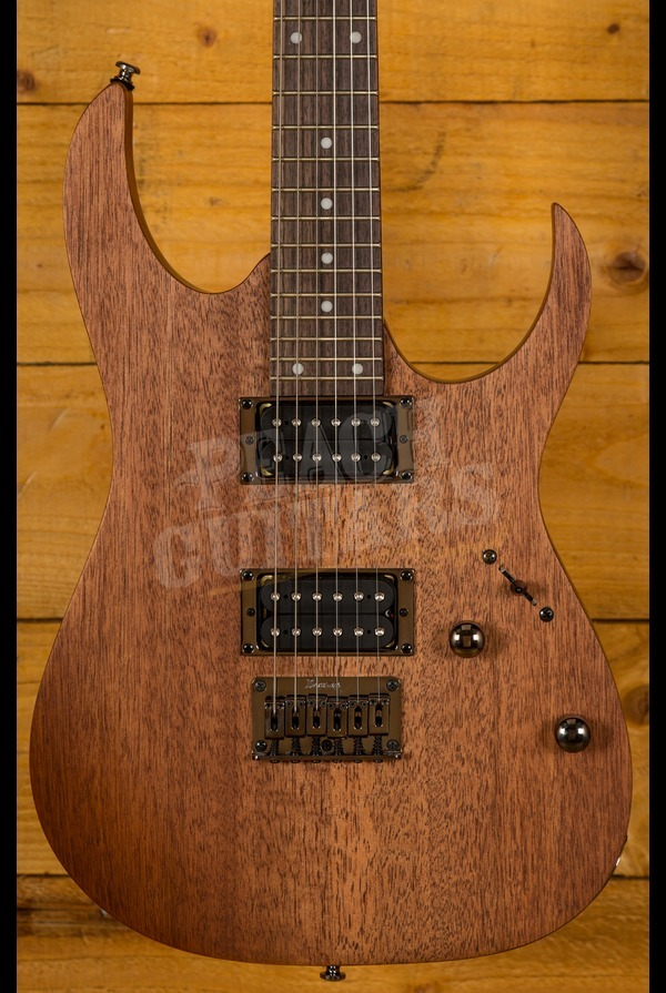 Ibanez RG421-MOL Mahogany Oil Finish Electric Guitar