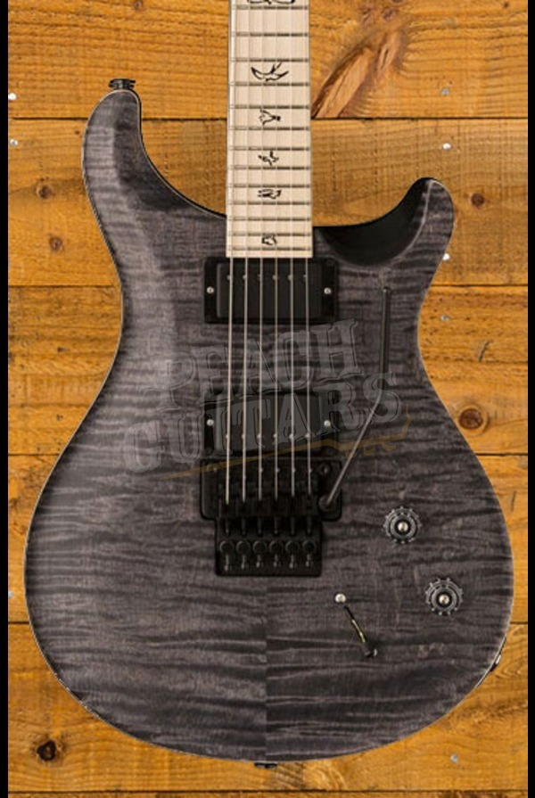 PRS Dusty Waring CE Ltd - Satin Grey Black