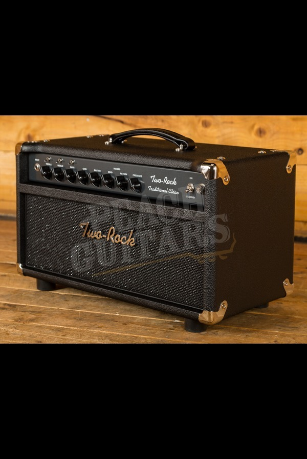 Two-Rock Traditional Clean 100/50 Watt Head