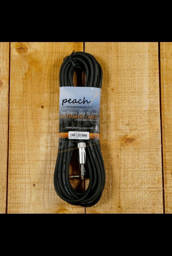 Instrument Cable - 10m/30ft Black