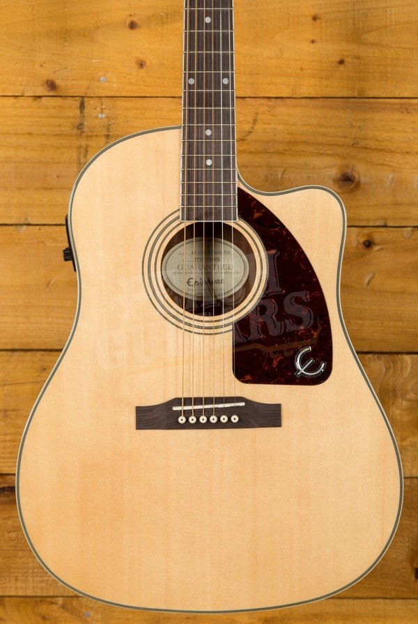 Epiphone AJ-210CE Acoustic Guitar Outfit Natural