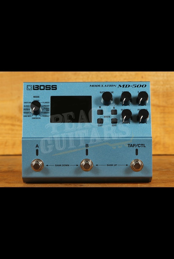 Boss MD-500 Modulation Pedal