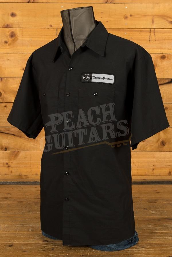 Taylor Mechanic Shirt Black XXXL