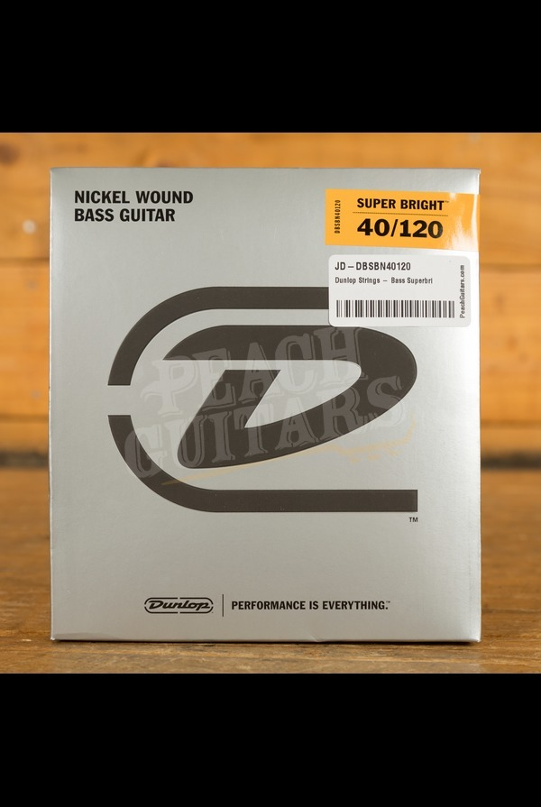 Dunlop Strings - Bass Superbright Nickel - 5 String Light