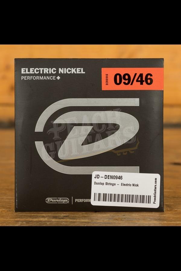 Dunlop Strings - Electric Nickel Wound - Light Hybrid 9-46