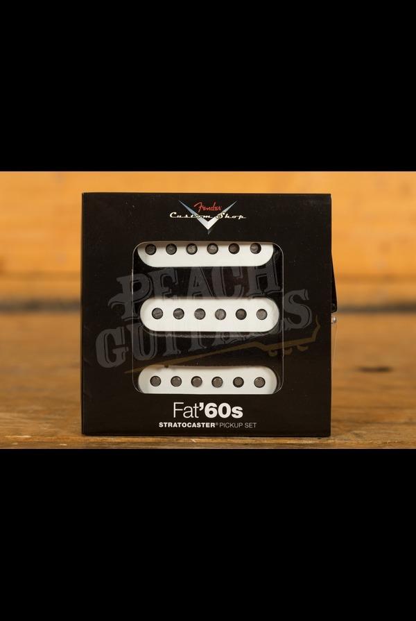 Fender Custom Shop Fat 60's Single Coils
