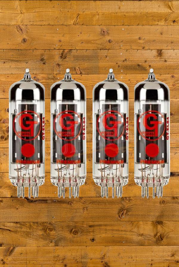 Groove Tubes TUBE GT-EL84-S MED QUARTET