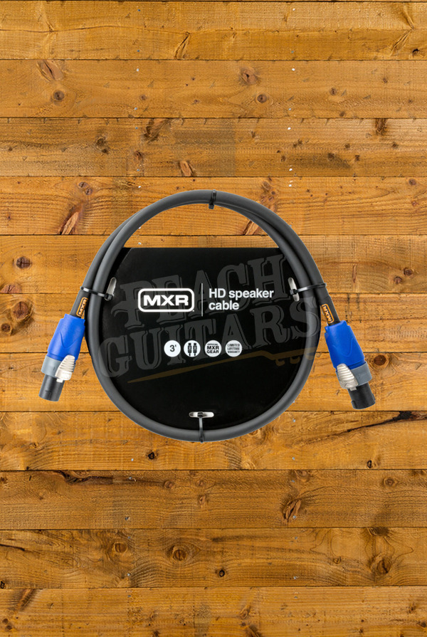 MXR Cable - 3ft Speaker Speakon Heavy Duty