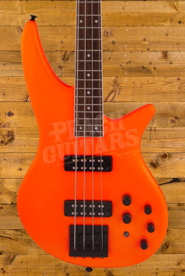 Jackson X Series Spectra IV - Neon Orange