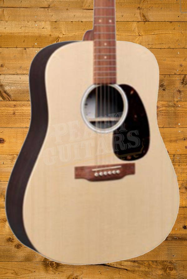 CF Martin D-X2E Sitka Top / Rosewood HPL Left Handed