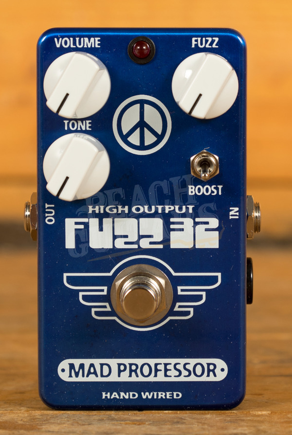 Mad Professor Fuzz 32 Blue (Limited Edition)