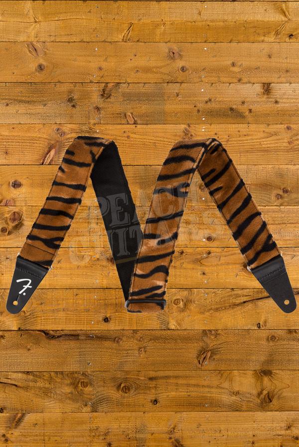 Fender Wild Tiger Print Strap