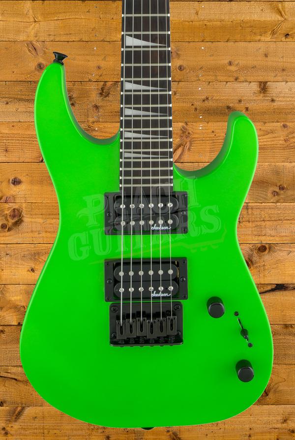 Jackson JS1X DK Minion Neon Green