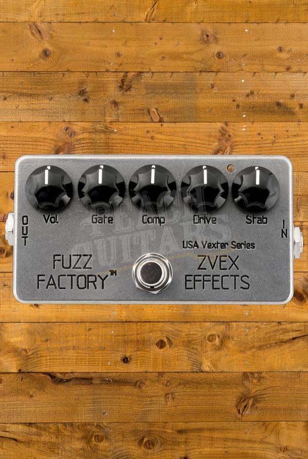 Z.Vex US Vexter Fuzz Factory