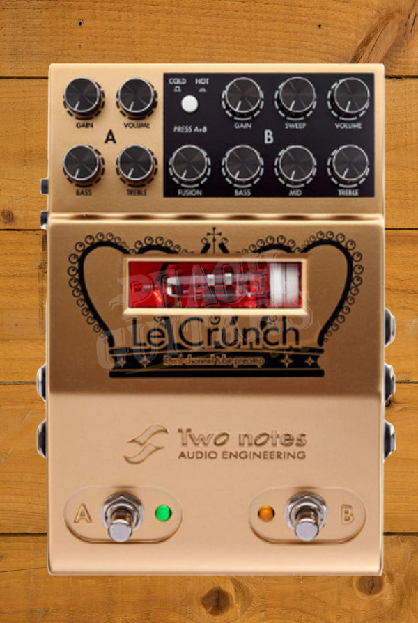 Two Notes Le Crunch Preamp
