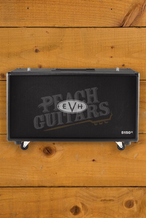 EVH 5150 III 2x12 Cabinet Black