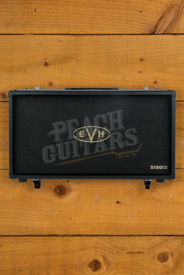 EVH 5150 III (EL34) 2x12 Cabinet Black