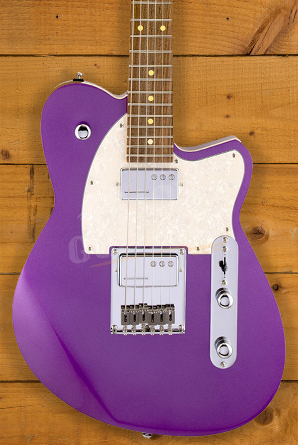 Reverend Cross Cut - Italian Purple